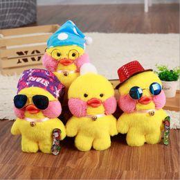 $enCountryForm.capitalKeyWord Canada - Kwaii Cafemimi Plush Cute Full lips Yellow Duck Plush Toys Soft Cartoon Stuffed animals Baby Gift Kids Toys 20CM 30CM