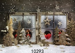 Background Paintings NZ - Christmas 7X5ft camera fotografica backdrops vinyl cloth photography backgrounds wedding children baby backdrop for photo studio 10293