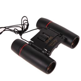 Chinese  Day Night Vision 30 x 60 Zoom Travel Folding Binoculars Telescope+Case Binoculars Night Vision Telescope Night Vision Folding manufacturers