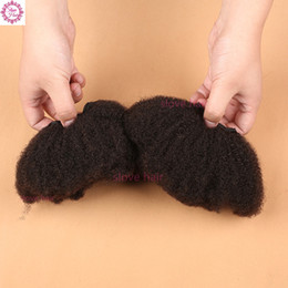 Discount best brazilian virgin curly weave - 8A Best Mongolian Afro Kinky Curly Virgin Hair Weave Kinky Curly Human Hair Factory Price 8-22 Afro Brazilian Curly Virg