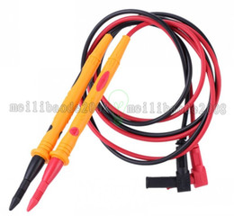 TesT pen led online shopping - TU B Multi Meter Test Lead Pen Cable High Quality Multimeter Test Probe to test current voltage resistance capacitance MYY