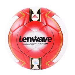 79207e264 2017 Football 5Size Soccer Ball Official Standard Sports Big Football  Quality Pu Material Match Ball MEN Kids Student Ball Toys