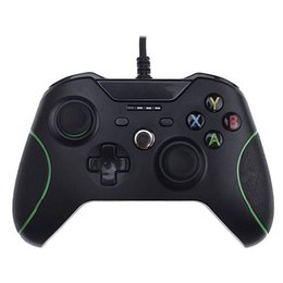 Vibration controller online shopping - Wire Gamepad Game Controller Joystick for XBOX ONE and PC USB Wired Controller Gamepad with Dual Vibration Joypad