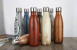 $enCountryForm.capitalKeyWord Canada - Cheaper price Water Bottle Double Layers Vacuum 304 Stainless Steel 500ml Cola Bottle Beer coffee mugs Creative Cups Healthy Drinking Water
