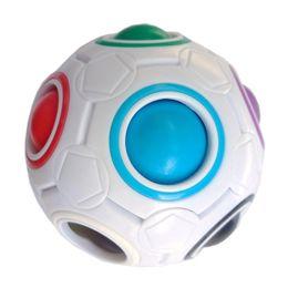 $enCountryForm.capitalKeyWord UK - magic creative rainbow soccer ball Mini For Relief Fidget Anti Anxiety Stress Children Gift Yiwu Toy Sports