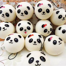 apple cellphones 2019 - new 4 CM Squishies Kawaii Cellphone Straps New Hot Randomly Panda Buns Bread Smell Charms Fashion Style random cheap app