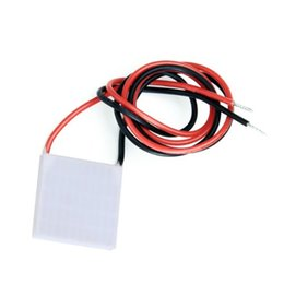 Discount 5v fans - Wholesale- CAA-Hot DC 5V 19.4W Thermoelectric Cooler Peltier Cooler Cooling