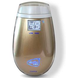 Mini Dot Matrix UK - Hand Held Mini Home Use Intelligent temperature control Digital Display Dot Matrix Fractional RF Face Skin Rejuvenation Equipment