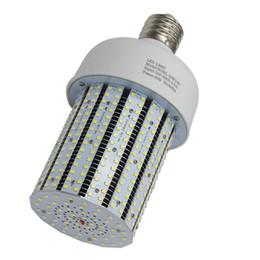 Daylight white bulbs online shopping - 50Watt V LED Corn Cob Bulb W Mercury Vapor Light Replacement K Daylight E39 Retrofit High Bay Parking Street Fixture VAC