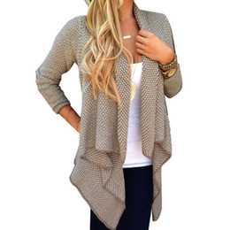 Open Front Knit Cardigan Sweater Online | Open Front Knit Cardigan ...