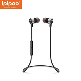 $enCountryForm.capitalKeyWord NZ - ipipoo IL92BL Handsfree earphone Magnet attraction Bluetooth headset smart noise reduction HiFi stereo sports headphone with retail package