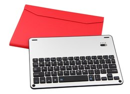 "china fashion accessory NZ - For ipad pro 9.7"" & 12.9"" case with wireless bluetooth keyboard New fashion business Original case Smart Case Wake Sleep cover"