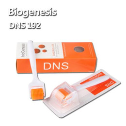 dns skin micro needle roller NZ - 20pcs Top Quality DNS 192 Tianium Micro Needles Derma Roller Dermaroller System Skin Care