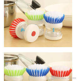 clothes brush Australia - Creative kitchen kitchen washing the dishes help automatic hydraulic cleaning brush pot wholesale automatic charging device