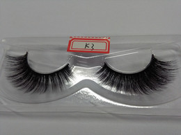 Handmade False Eyelashes Natural Long NZ - 10 Pairs 3D Lashes Women Long Makeup Cross Thick False Eyelashes Natural Handmade Eye Lashes Extension For Lady Girl Makeup Beauty Tools
