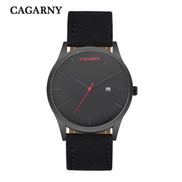 $enCountryForm.capitalKeyWord UK - New Top Quality Male Leather Strap Alloy Case Analog Display Winner Royal Black Rose Gold Watch Relogio Montre Femme
