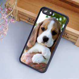 $enCountryForm.capitalKeyWord Canada - Beagle Dog cute cellphone Cases For iPhone 6 6S Plus 7 7 Plus 5 5S 5C SE 4S Back Cover