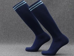 $enCountryForm.capitalKeyWord Canada - Wholesale High Quality Cotton Long Soccer Socks Non-slip Sport Football Socks Overknee Football Socks Soccer Long Stockings