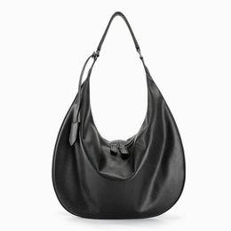 e30c8629794a Wholesale- Hobos Women s Handbag Shoulder Bags Ladies Genuine Leather High  Quality Fashion Black Handbags Luxury Brand Designer Hand Bags