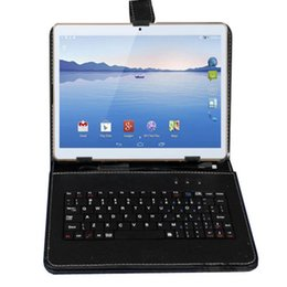 9.7 inch android tablet phone call UK - Wholesale- New FreeShipping 2017 Boda 9.7 inch ANDROID 5.1 PHONE TABLET PC DUAL SIM 16GB 32GB 2.0GHz Quad CORE RAM IPS Bunlde Keyboard
