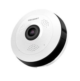 Venta al por mayor de Mini cámara IP HD Wi-Fi Cámara IP inalámbrica P2P Wifi IP Security de 360 grados Cámaras de vigilancia de video 1.3MP 960P