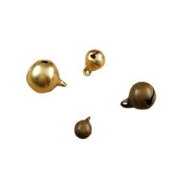 $enCountryForm.capitalKeyWord UK - 00Pcs 6mm 8mm 10mm 12mm Tinker Bell Pure Brass Material Vintage Fashion Beads Diy Pendant Charms