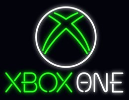 Custom home bar signs online shopping - XBox One Neon Sign Custom Handcrafted Real Glass Tuble Art Gift Office Home Decoration Display Neon Signs quot X14 quot