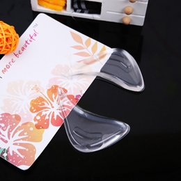heels flat feet Canada - Silicone insoles High Quality For Shoes Arch Supports Flat Foot Orthotics Pad Heel Pad And Forefoot Pad Foot CareTool
