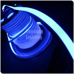 Wholesale Whole sale M spool flexible LED neon Rope Lighting strip RGB x16mm v v neon wire v v