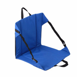 $enCountryForm.capitalKeyWord UK - Wholesale- Fishing Camping Chair Seat Lightweight Hiking Stool Seat Cushion Mat For Fishing Picnic BBQ Outdoor