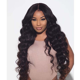 Chinese  Amazing Body Wave Full Lace & Front Lace Wigs With Baby Hair Peruvian Human Hair Wavy Wigs Density 130% manufacturers