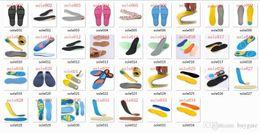 $enCountryForm.capitalKeyWord Australia - Stretch Breathable Deodorant Shoe Running Cushion Insoles Pad Insert Ortpopic Arch Support Massaging Sponge Soft Silicon Plantar Fasciitis