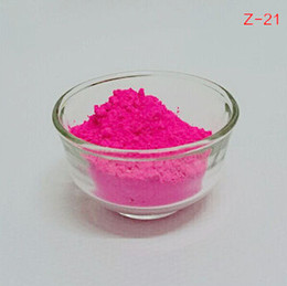 $enCountryForm.capitalKeyWord Canada - Wholesale- Rosy Red Color Fluorescence Pigment Phosphor Powder,Fluorescent DIY Cosmetics Material Powder No Glowing in dark,Free ship