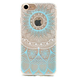 $enCountryForm.capitalKeyWord Canada - Transparent TPU Cover For iPhone 6 Plus 6S Plus Case Fashion Tower bike Butterfly Girl Feather Design Mobile Phone Cases