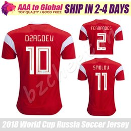 5bee2cad3 russia 10 arshavin home world cup soccer country jersey