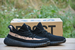 9c8effbfd1a72 With Box 2017 Discount Cheap Wholesale Boost 350 Boost V2 Running Shoes  Online For Sale Men Women SPLY-350 Sports Shoes Free Shipping