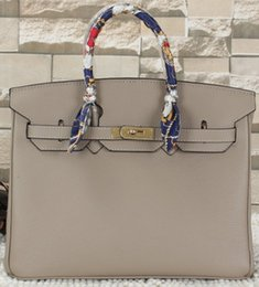 fruit handbags 2019 - bag shoulder wholesale handbag women 40cm tote lady new arrive purse IT UK France CA wallet Togo Epsom genuine leather b