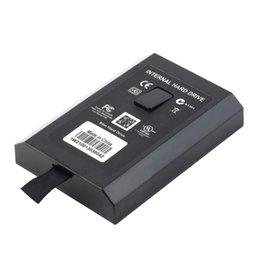 Freeshipping için 1 adet Dahili 320 GB HDD Sabit Disk Disk Microsoft Xbox 360 Slim Oyunları Muhafaza Ücretsiz Nakliye için