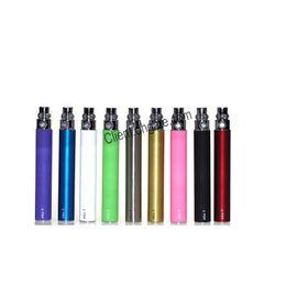 EGO T батарея 650mah 900mah 1100mah Ego T электронная сигарета 510 резьба для CE4 MT3 Protank DHL