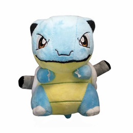 """Chinese  Hot Sale 7"""" 18cm Blastoise Pikachu Plush Doll Stuffed Animals Toy For Baby Best Gifts A001 manufacturers"""