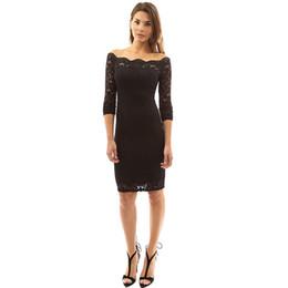 Discount Slimming Dresses For Plus Ladies | 2017 Slimming Dresses ...