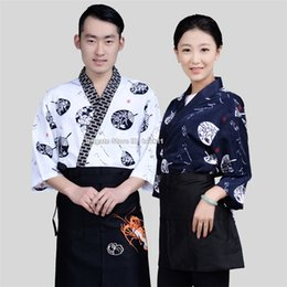 $enCountryForm.capitalKeyWord Canada - Fashion women sushi chef uniform men restaurant waitress uniforms Korean japanese chef coffee hotel food service cook suit pastry clothing