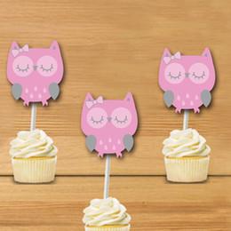 Discount Owl Birthday Decorations 2017 Owl Birthday Party