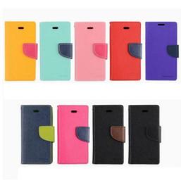 $enCountryForm.capitalKeyWord Canada - Luxury Mercury Wallet leather PU TPU Hybrid Soft Case Folio Flip Cover for iPhone 4 4s 5 5s SE 5c 6 6s 7 8 8Plus X DHL Free shipping