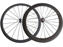 alloy r36 NZ - Super light Straight pull 38mm front and 60mm tubular bicycle wheels powerway R36 carbon hub Road Bike Wheel CN pillar 1432 spoke New