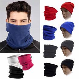 $enCountryForm.capitalKeyWord Canada - 3 in 1 Multi-Function Scarf Neck Warmer Face Mask Hat Winter Skiing Cycling Warm Beanie Men Women Sport Cap Factory Wholesale