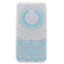 China Transparent TPU Cover For Xiaomi Redmi Pro Case Fashion colour decoration Tower bike Butterfly Girl Feather Design Phone Case cheap bikes for girls suppliers