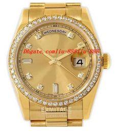 Original autOmatic watch papers online shopping - ORIGINAL Box Mens Unworn Watch Box Papers mm Automatic Movement MAN WATCH Wristwatch Luxury Watches