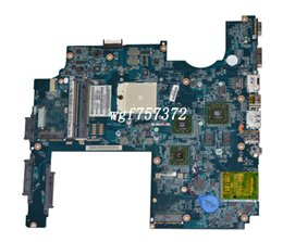 Hp pavilion dv7 motHerboards online shopping - For HP Pavilion DV7 DV7 AMD Laptop Motherboard JBK00 LA P DDR2 S1 Notebook Systemboard