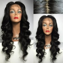indian beautiful long hair UK - Fashion beautiful Kinky Curly Wigs Full lace human hair wigs for black women Glueless full lace wigs